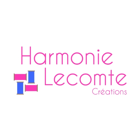 HarmonieLecomteCreation_Logo_couleurs